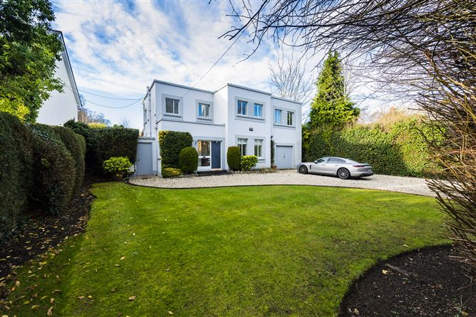 Dovedale, Grove Avenue, Blackrock, County Dublin