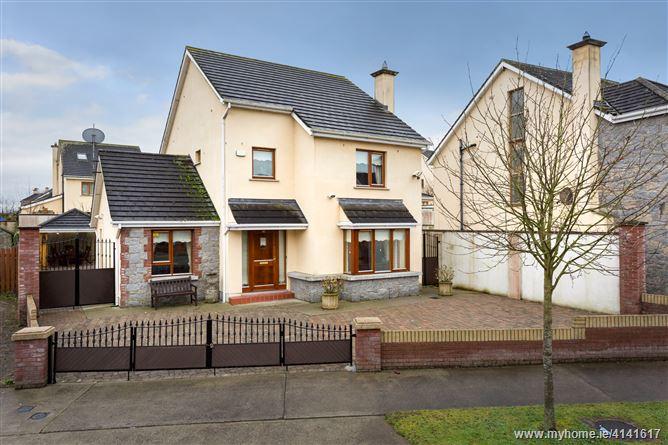 No. 40 Lerr View, Castledermot, Kildare
