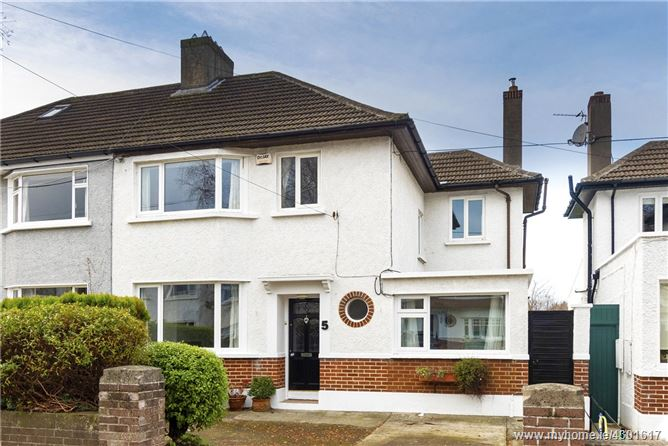 Main image for 5 Washington Park, Rathfarnham, Dublin 14, D14 W308