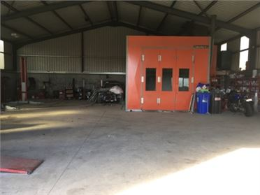 Main image of GARAGE Aughamore, Annaduff, Carrick-on-Shannon, Leitrim