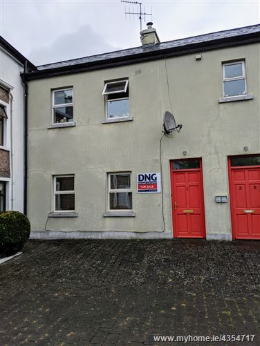 Apartment 2, Bridge House, The Square, Borrisokane, Tipperary
