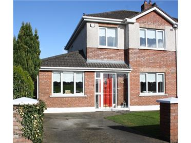 Photo of 38 Parklands Crescent Maynooth Co Kildare, Maynooth, Kildare