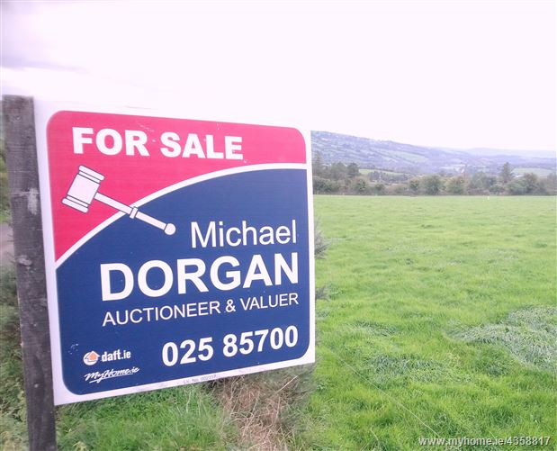 Main image for c.4.5 acre site,  Kilworth, Fermoy, Cork