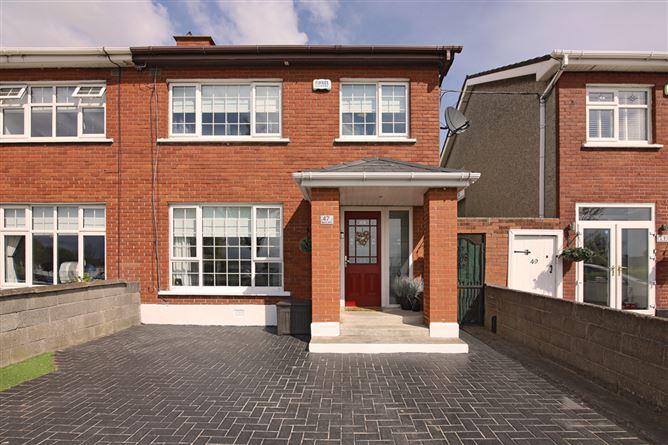 Main image for 47 Newbury Avenue, Clonshaugh, Dublin 17, D17AK26