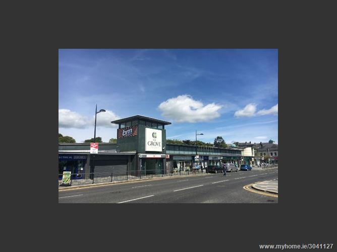 The Grove Shopping Centre, Downpatrick, Co. Down
