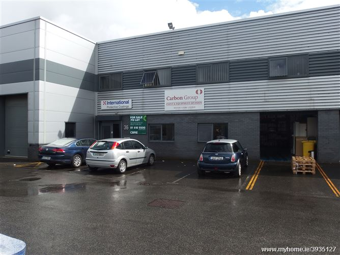 Photo of Unit 36 Stadium Business Centre, Dublin 11, Dublin