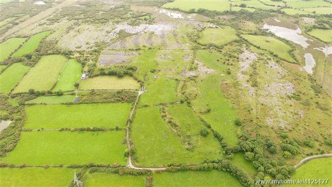 c.52.3 Acres, Ballindereen & Coolduoish, Kilcolgan, Galway