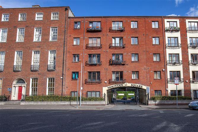 Main image for Apartment 26 Stapleton House , 33 Mountjoy Square Apartments, North City Centre, Dublin