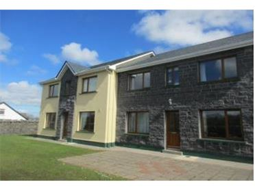 24, Block F, Cregg Na Coille, Oughterard, Galway