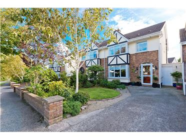 Main image of 22 Glencairn Park, Leopardstown, Dublin 18