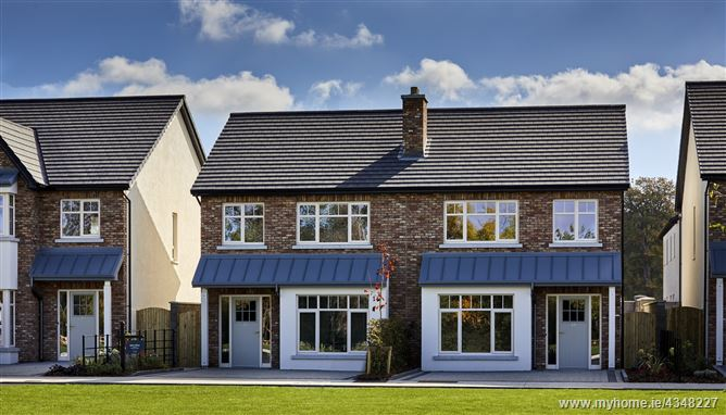 Main image for 3 Bed Semi-Detached - Furness Wood, Johnstown, Naas, Co. Kildare