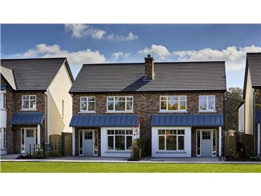 Main image for Furness Wood, Johnstown, Naas, Co. Kildare - 3 bed semi-detached