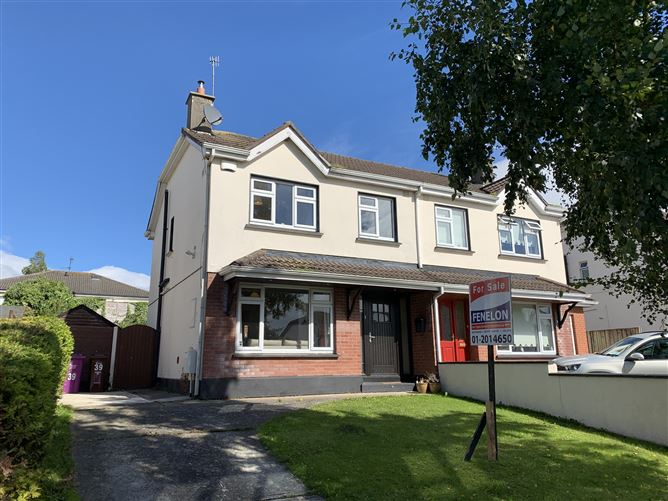 39 Garden Village Crescent, Kilpedder, Wicklow