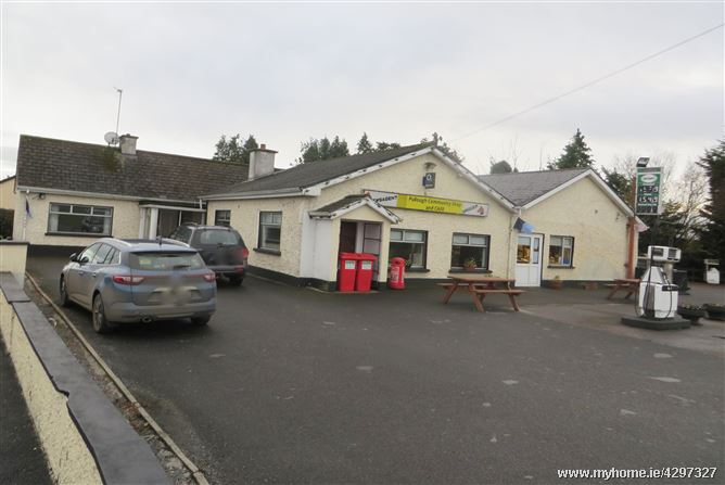 Main image for SHOP/FILLING STATION & RESIDENCE, Pollagh, Offaly
