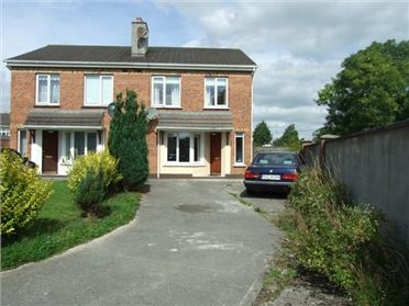 Main image of 8 College Farm Drive, Newbridge, Kildare