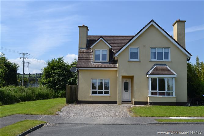 25 The Paddocks, Gorey, Wexford