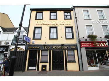 "Main image of Property known as ""The Sheebeen"", Main Street, Castleblaney, Co. Monaghan"