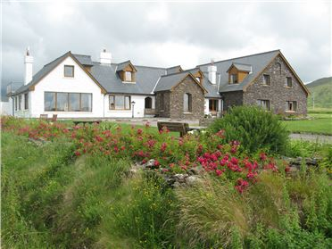 Gorman's Clifftop House, Ballydavid