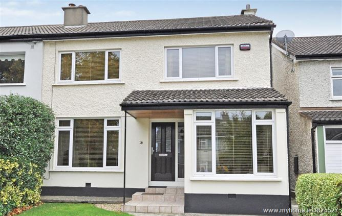 14 Clonard Close, Dundrum, Dundrum, Dublin 16
