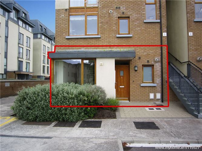 1 Blackrock Mews, Eden, Blackrock, Cork