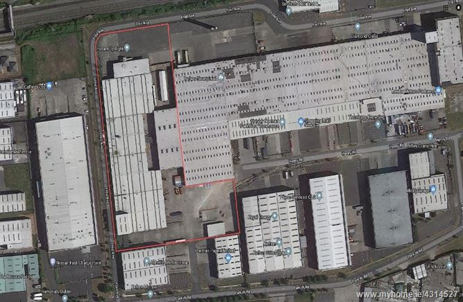Main image for S1 Park West Industrial Park, Dublin 10