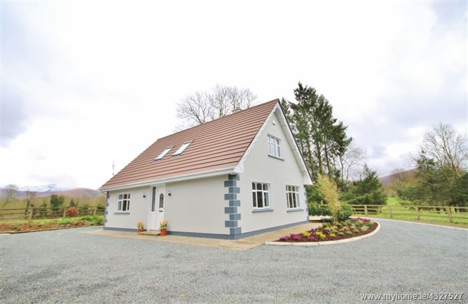 "Dormer Bungalow on c. 0.86 Acre/ 0.35 Ha., ""Glenfarne"", Ballinclea, Donard, Wicklow"