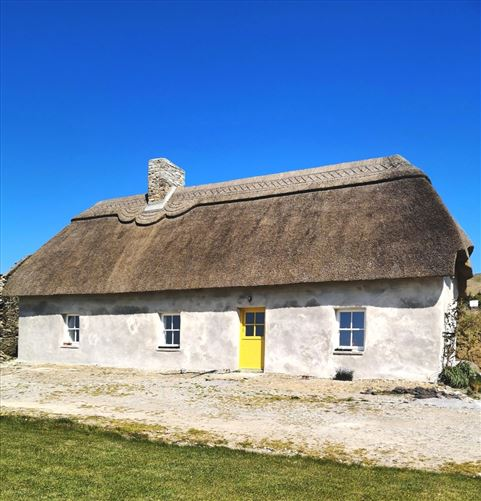 Main image for Thatched Cottage with panoramic views,Knockatee, Cordal