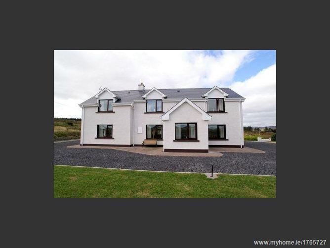 Lochnamanfin House - Ardara , Donegal