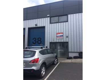 Main image of Unit 38 Newtownmountkennedy Business and Enterprise Park , Newtownmountkennedy, Wicklow