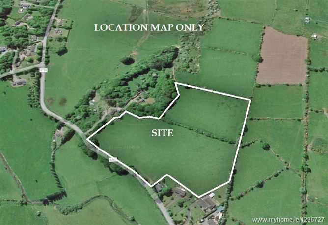Land c. 13.24 Acres/ 5.36 Ha., Glenhest, Manor Kilbride, Blessington, Wicklow