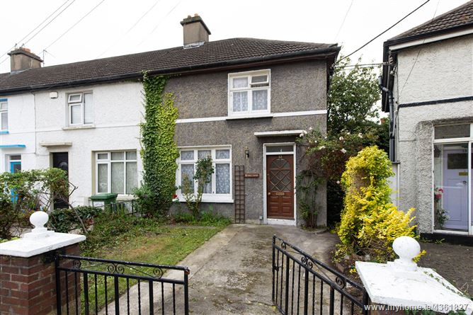 Main image for 12 Coolevin Road, Christchurch, Dublin 8
