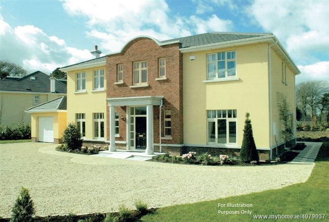 Site no. 28 Kribensis Manor, Clonee, Meath