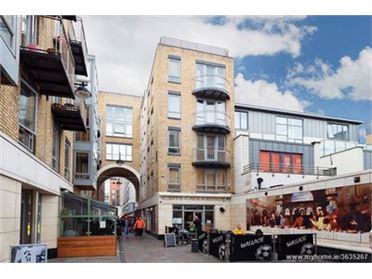 Main image of 27 Quartiere Bloom, Ormond Quay Lower, North City Centre, Dublin 1
