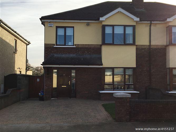 24 Straffan Gate, Straffan, Kildare