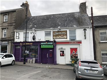 Main image of Lonergan's Bar & Restaurant & Unit Leased to Ladbroke's , Fethard, Tipperary