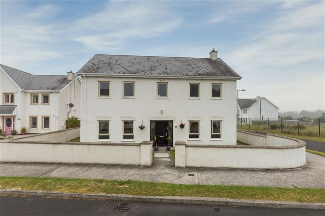 Main image for Five Bedroom Detached Residence with Double Garage, 78 Abbeyfield, Ballitore, Kildare