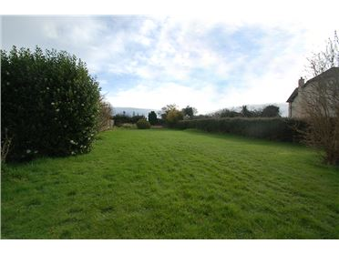 Photo of Site at 52 Dodsboro Cottages, Lucan, Dublin