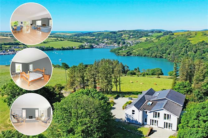 Main image for Habrour Hill House, Glandore, West Cork