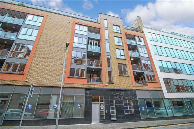 Main image for Apartment 58, 16 Kings Inns Street, Dublin 1, Dublin