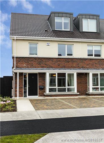 4 Bed House, Hamilton Park, Castleknock, Dublin 15
