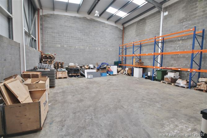 Warehouse Unit c. 160 sq. mts/ 1716 sq. ft., Unit 3A Burgage Business Park, Blessington, Wicklow