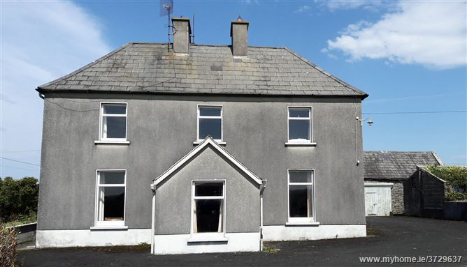 Parochial House, Shandrum, Mullagh, Clare