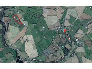 Main image of 2 x 1.2 Acre Sites, Kilcarry, Clonegal, Carlow