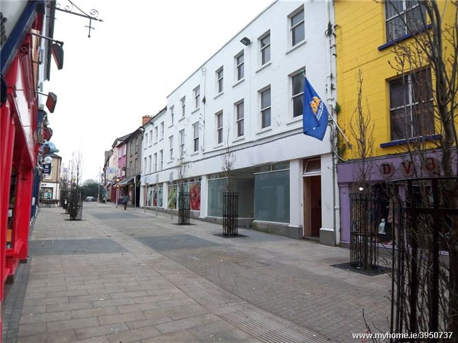 Former Dunnes Stores, Rafter Street, Enniscorthy, Co Wexford