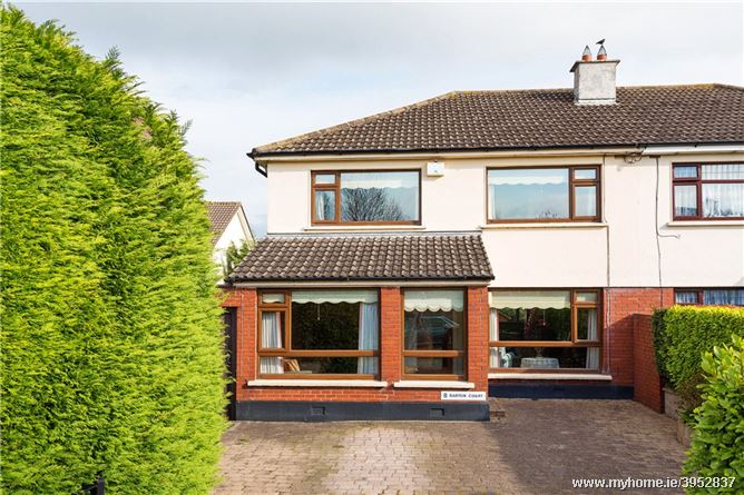 8 Barton Court, Barton Road East, Dundrum, Dublin 14