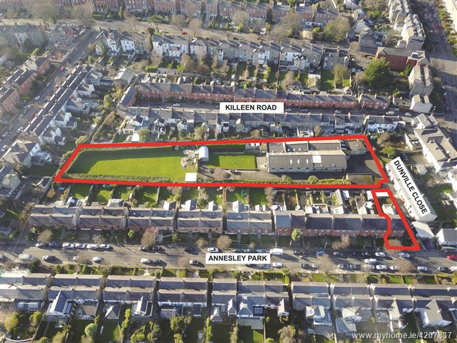Dunville Close & Annesley Park Residential Development Site, , Ranelagh, Dublin 6
