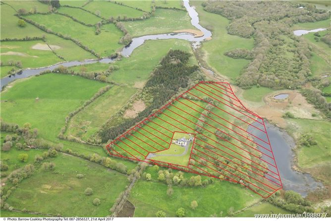 16.4 Acres at Drumconora, Nutfield, Barefield, Ennis, Co Clare