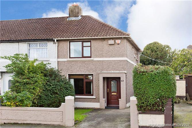Main image for 93 Stannaway Road, Crumlin, Dublin 12, D12 A4N9