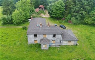 Dwelling on c. 24.85 Acres at Craanlusky, Bilboa, Carlow Town, Carlow