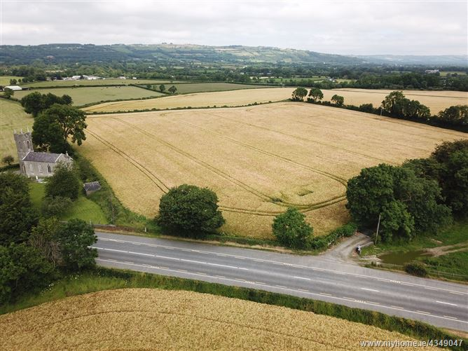 Main image for Site of c. 11 Acres with F.P.P. Shankill, Paulstown, Kilkenny